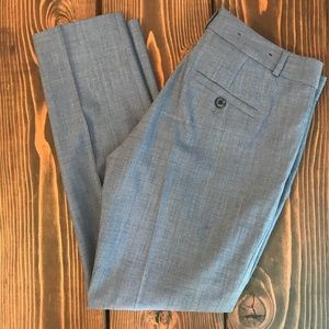 Banana republic light blue Avery fit pants